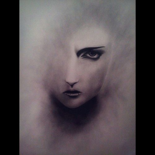 Drawing_pencil Charcoal