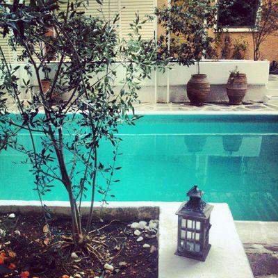 Swimmingpool Hotel Varkiza Greece Justgoshoot Relaxing Summer Greek_colours