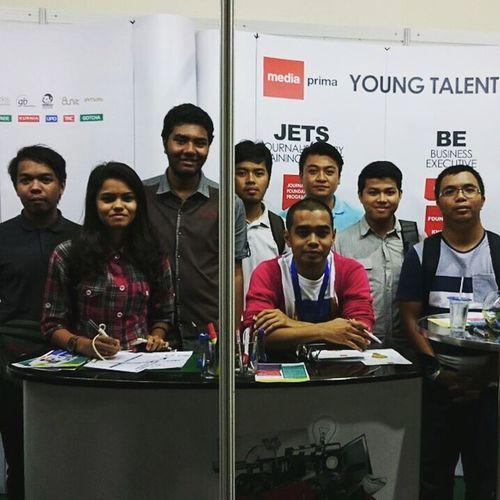 Career job fair bersama mereka Bromediaprima Gilagambar Jejalan
