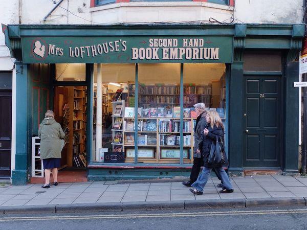 Old Book Shop Yorkshire EyeEm EyeEmBestPics Scarborough Book Store
