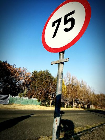 EyeEm Selects Welkom Speed Limit 75 Mph Boredness!