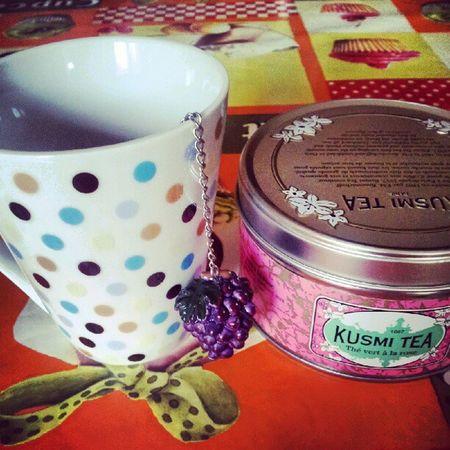 Breakfast's tea Kusmitea Love