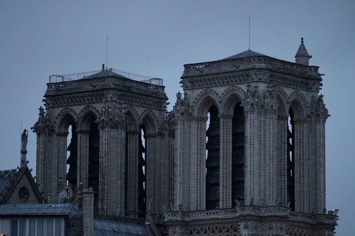 Angle Architecture Day Design Detail Ile Saint Louis Notre-Dame Paris Parisian Peace View