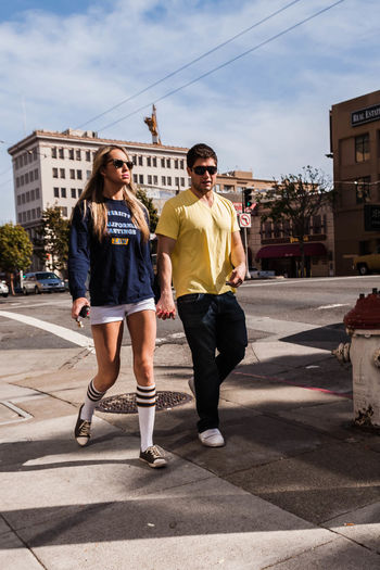 Walk on by. Bestoftheday California Couple Couples Lifestyle Lifestyle Photography San Francisco San Francisco Street San Francisco Streets Sanfrancisco Sanfransisco Street Street Photographer Street Photography Street Scene Streetphotography Streets West Coast