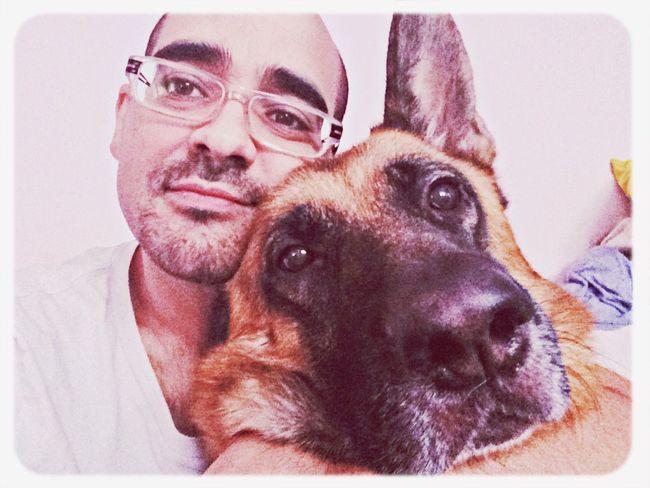 Cinco años ya con nosotros, eres parte nuestra, uno mas ?? DogLove I Love My Dog Mis Perros