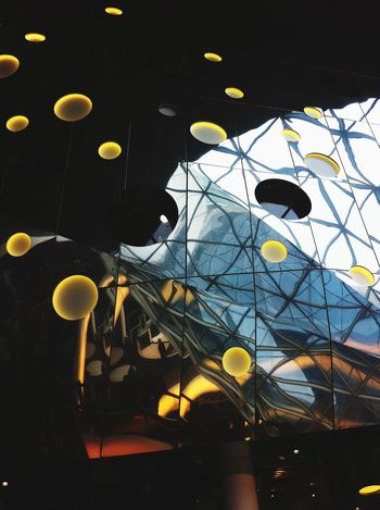 Architecture Light Reflection City