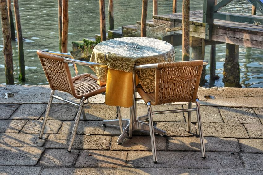 Streetphotography Venice Street Square Summer Urban Canal Water Sea Beach Chair Sand Street Scene High Street
