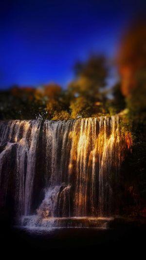 Waterfall First Eyeem Photo