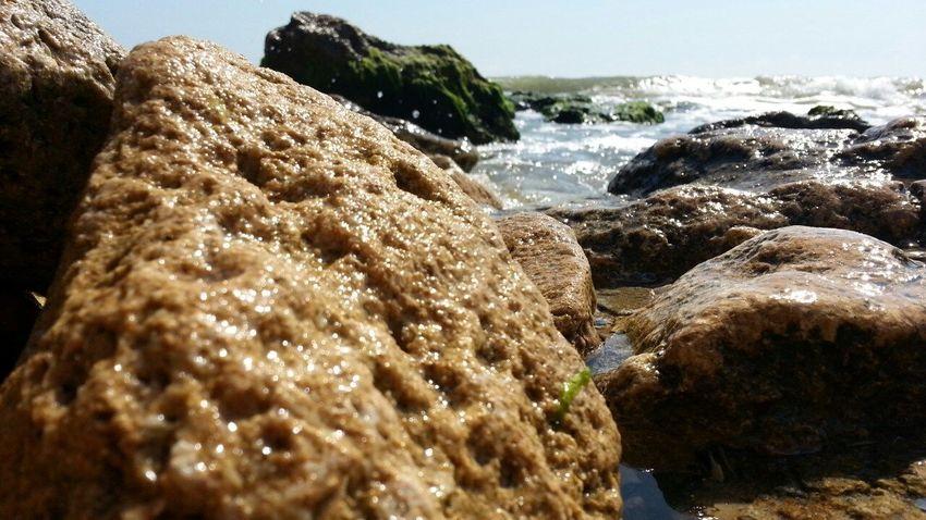 Море Болгарии. Несебр. Море берег камни песок прибой лето вода болгария Bolgaria Sea Nature