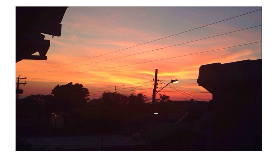 Sunset Hello World Breaking Dawn Beautifull Day