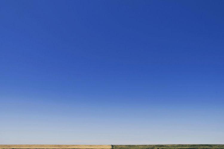 Blue of the day Deichblues Biketour Naturephotography Deich  Damm Küste Dike Coast Bluesky Blue Sky Landscape Nature Coloursofnature Colours Germany Neuharlingersiel Niedersachsen Northsea Friesland Pentax Teampentax Pentaxk1