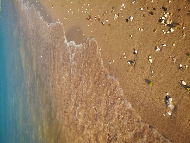 waves Water Wave Sea Beach Sand Sand Dune Motion Sky Landscape