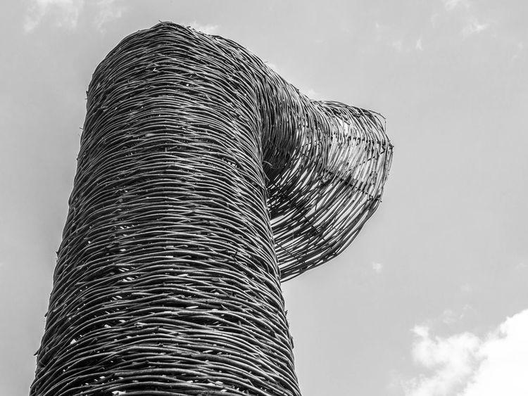 Gawlet Tourist Architecture Art Art Object Art Park Nikola Lenivest Arts Culture And Entertainment Built Structure Day Low Angle View Nikola Lenivets No People Outdoors Sky Skyscraper