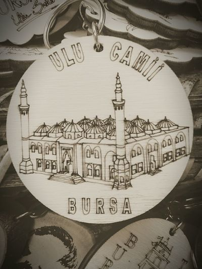 Bursa Ulucami Ottomanempire Historical Building Art Taking Photos Greatkeys Bestcity Verynice Keys
