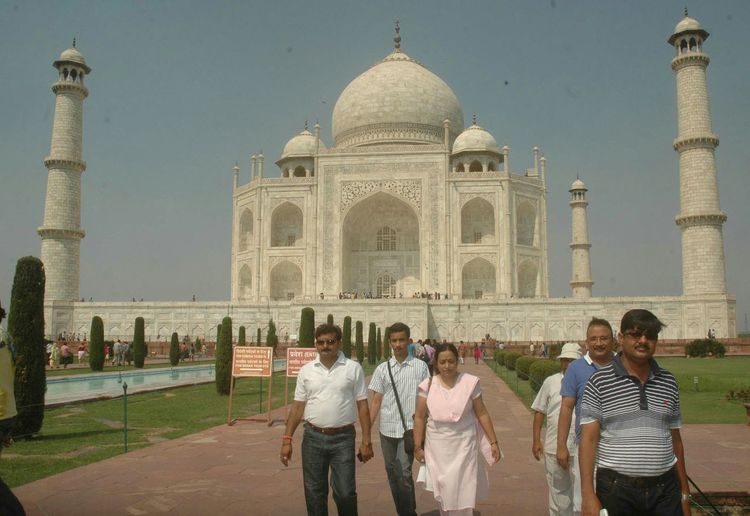 Taj Mahal Incredible India History Through The Lens  Old But Awesome Mughal Architecture Shahjahan 7wondersoftheworld