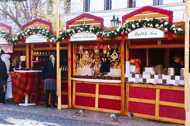 Prague Christmastime Christmas Decorations Czech Republic Ilovetravel Fair Imissthis 2 years ago