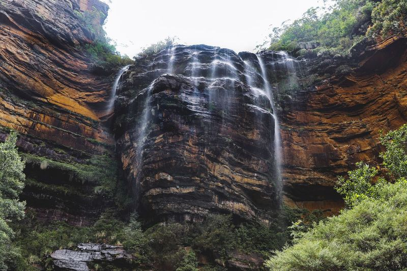 Wentworth Falls was lit 👌🏼 First Eyeem Photo