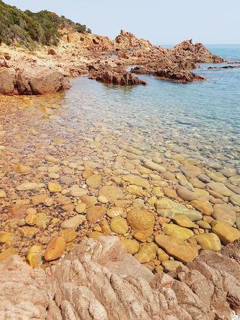 Su Sirboni Sea Beach Sardinia
