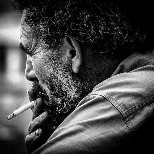 Anonymous portrait... Smoking... EyeEm Best Shots EyeEm Best Shots - Black + White Streetphotography AMPt_community