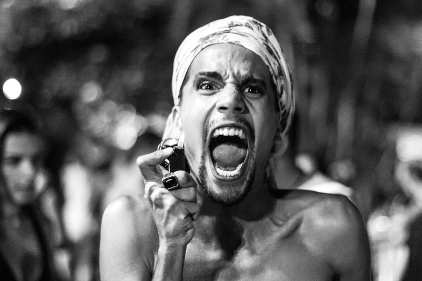 Carnival Crowds And Details Tuthankasmona Anger Screaming Shouting Mouth Open Furious One Man Only Performance One Person Headshot Only Men Urbanphotography Black And White Human Mouth Music Men Stage - Performance Space Portrait Microphone Arts Culture And Entertainment Onthestreets Preto & Branco ✌✌ B&wstreetphotography