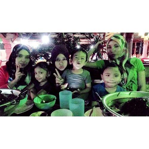 Throwback Mom's night Iman Aryan Adib