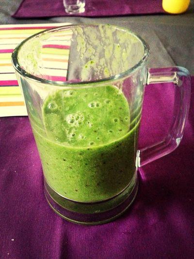 Greensmoothie Eating Healthy Healthy Breakfast