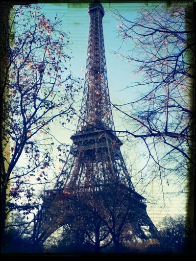 The Eiffel tower (paris , France) First Eyeem Photo