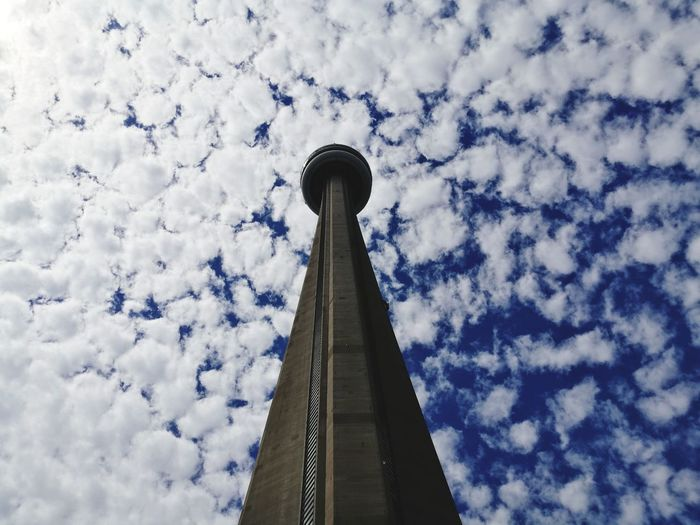Low Angle View Cloud - Sky Architecture Sky Day Built Structure Outdoors No People Nature Canada America Urban Skyline Cityscape Travel Destinations