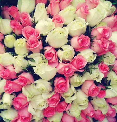 Pink Color Flower Bouquet Beauty In Nature Flower Market Wedding Arts Culture And Entertainment Petal Rose - Flower Plant