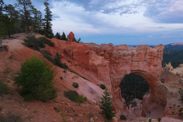 one of the greatest places I ever visited: the breathtaking Bryce Canyon NP Non-urban Scene Scenics - Nature Tranquility Tranquil Scene Outdoors Sunset Bryce Canyon USA Photos Sky Cloud - Sky Plant Beauty In Nature Tree Nature Rock No People Rock Formation Day Travel Destinations Travel Rock - Object Geology Idyllic Architecture Eroded