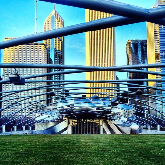 Millenium Park Chicago Jay Pritzker Pavilion