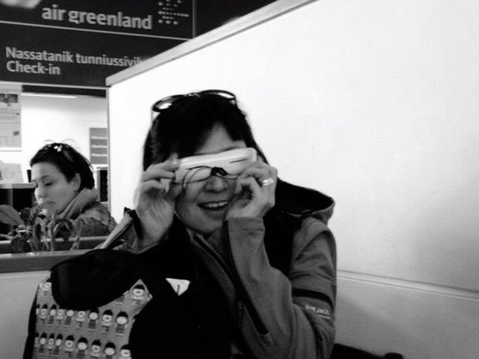 Sunclasses Wonderfuld Greenland Travel Airport WonderfulDay Inuits The Real Greenland The Tourist