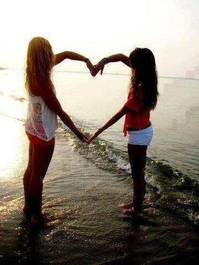 Best Friends Heart ❤