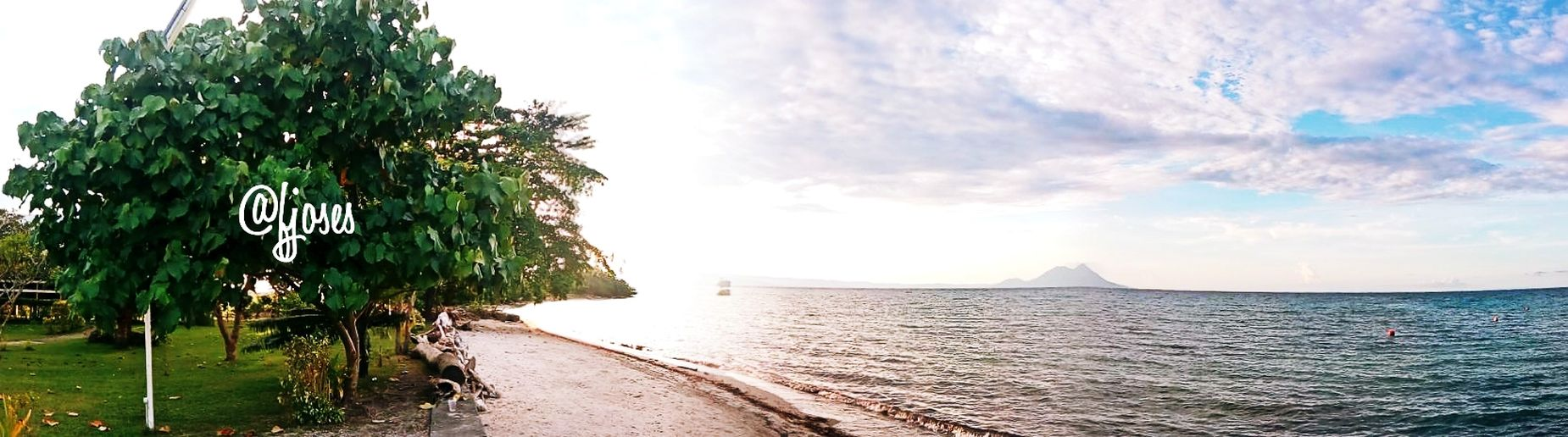 Absolutely loved my first trip to Kokopo East New Britain,Papua New Guinea Sea Mt Tavuvur Rabaul Beach Beauty In Nature Sunset Sky Rapopo Plantation Resot