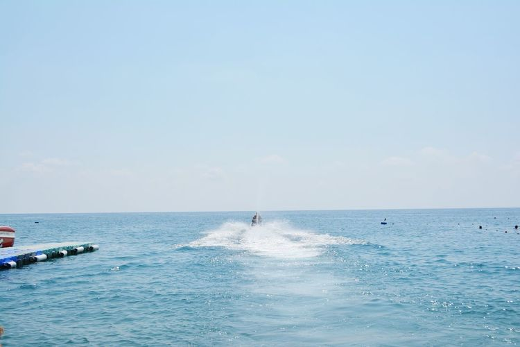 Türkei kemer Water Holiday Love