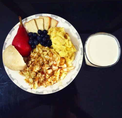po个早餐