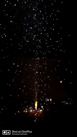 Star - Space Night No People Constellation Space Outdoors Milky Way Sky Beauty In Nature EyeEm Best ShotsLightning Flame EyeEmNewHere EyeEm Selects Crackers🔥💥 Light In The Darkness