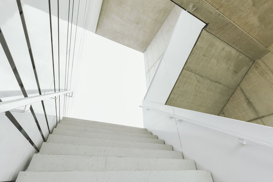 stairways to the sky Architecture Business Copy Space Office Architecture Built Structure Business Finance And Industry Day Indoors  Modern No People Office Building Railing Spiral Staircase Staircase Stairway To Heaven Stairways Steps Steps And Staircases The Way Forward The Way Up White