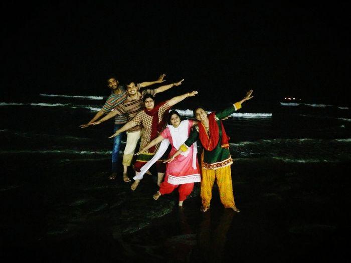 Visakhapatnam Beach Family Time