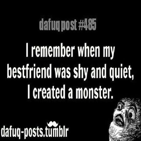 Frineds Bestfrineds LOL Funny Meme Scared WTF Happen Relatable Pinquotes Me Repost Quote Quotes Follow Nofilter Like Instadaily Life @PinQuotes Like