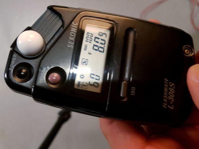 EyeEm Selects Seikonic photometer flashmeter Calibrating The Light Studio Shot Color Patch Calibration Photometre Flashmeter Seikonic