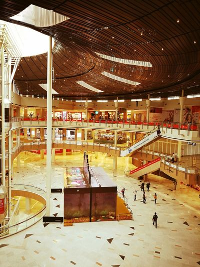 Built Structure Indoors  Architecture Shopping Mall