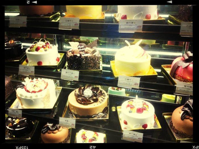 nice cakes :)