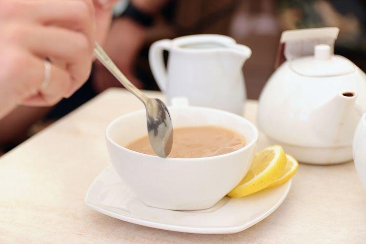 Tea Time Human