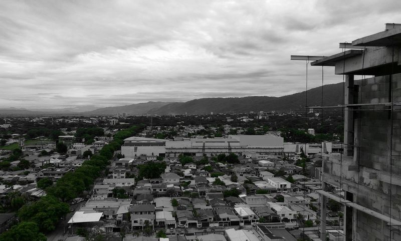 First Eyeem Photo San Pedro Sula, Honduras Rain Nature City