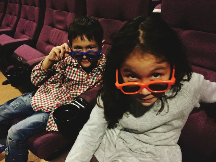 CLaire Shane At Movies 3D First Eyeem Photo