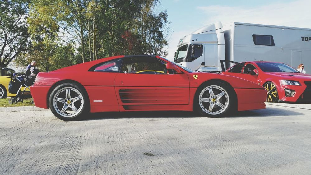 Three Four Eight Ferrari 348