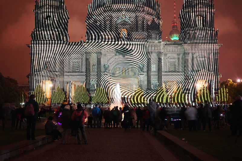 Unreal Reality at Festival Of Lights 2015