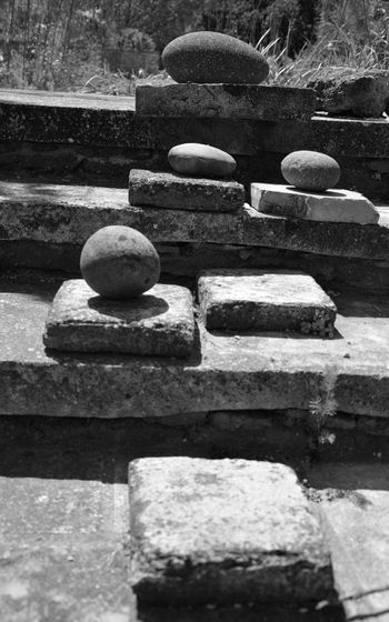 Black And White Black And White Collection  Black And White Photography Garden Japanese Garden Old Stones Serenity Starway Stones Stones And Sun Stonesteps