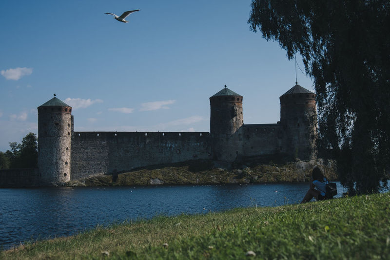 Architecture Baltic Castle Finland Nature Nature Photography Old Town Building Building Exterior Europe History North Outdoor Road Trip